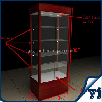 Led Lighting For Gl Jewelry Display Cases Table Case Cabinet