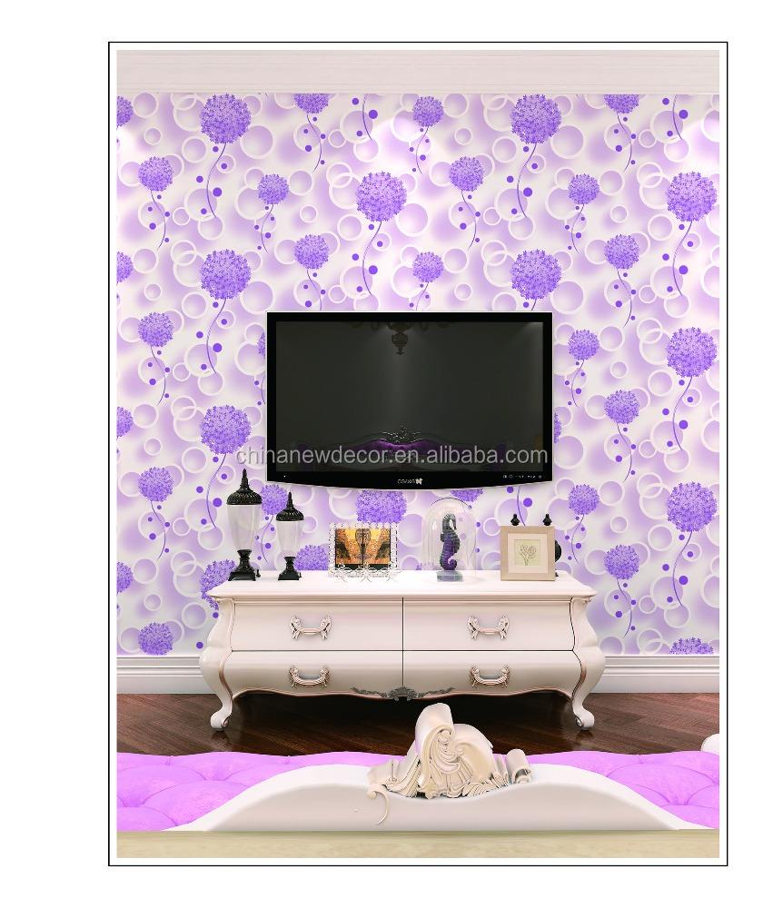 cheap pvc wallpaper tapet - photo #15