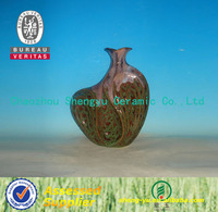ceramic vase modern design for home decorations