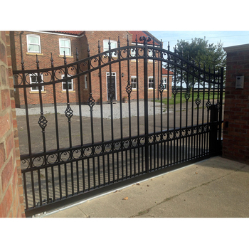 Best Selling Products 2017 Sliding Gate Designs For Homes