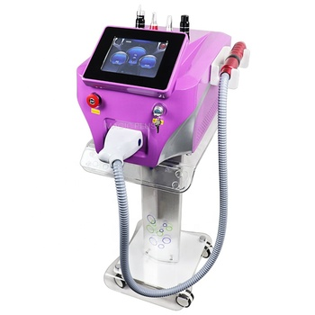 A0508 Multifunction device laser tattoo removal picosecond 755nm machine