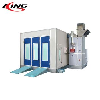 portable powder coating cabinet spray booth
