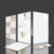 300x600mm white Glossy Glazed Ceramic Wall Tile for Bathroom and Kitchen