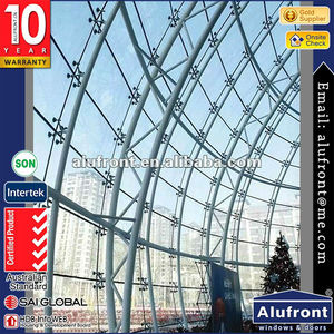 Point Fixing Curtain Wall