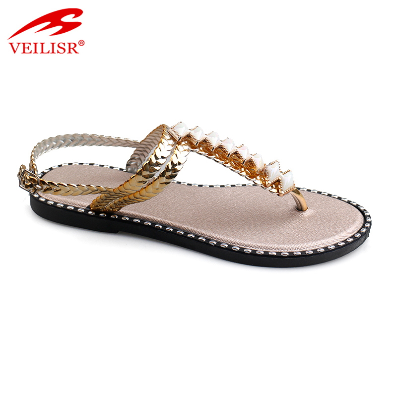 4735fecc8c25 China pvc sandals beaded wholesale 🇨🇳 - Alibaba