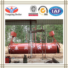 Horizontal Vacuum and Pressure Timber Processing Plant