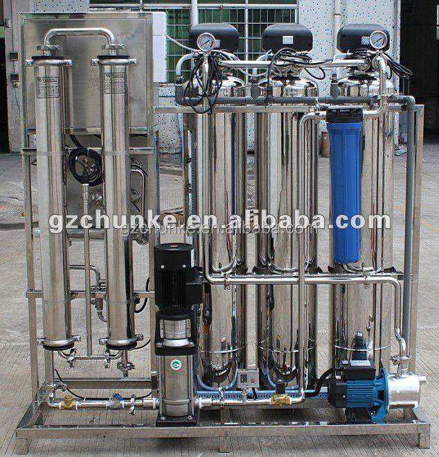 Factory Direct Sale CE, ISO electroplating industry ultra-pure water equipment&power boiler feed water system