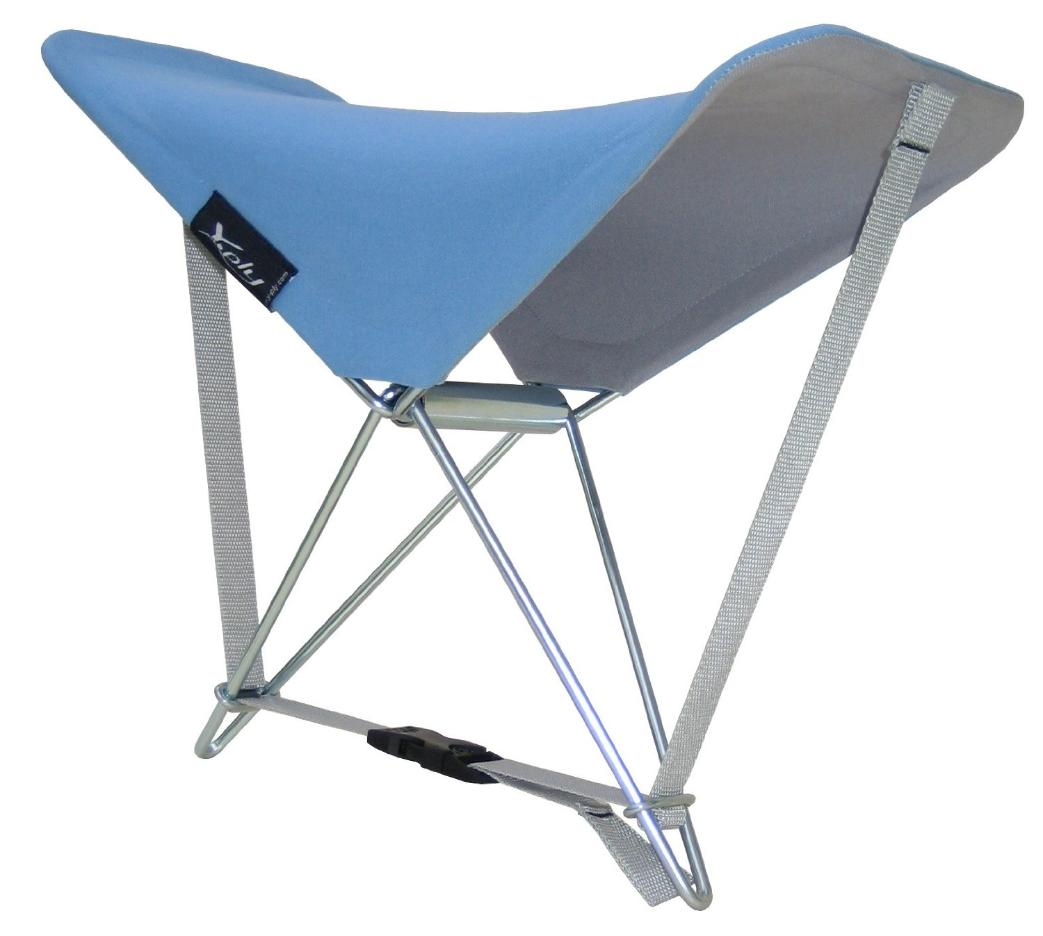 Multifunctional portable outdoor beach chair - Lay on the beach in comfort use this as a back rest, head rest, neck rest, pillow, foot rest, foldable camp chair