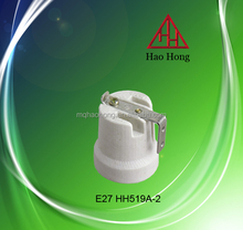 E27 519 standoff white fluorescent lamp holder
