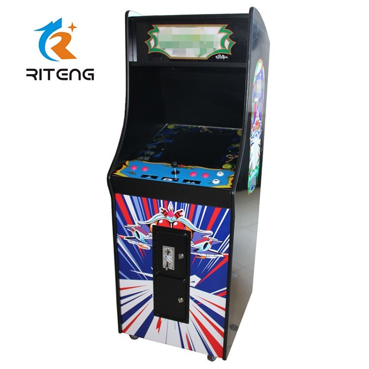 Galaga Upright Video Arcade Game Machine By Riteng - Buy ...