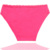 Yun Meng Ni 2016 Sexy Underwear for Women Fancy Lace Waist on Front Soft Cotton Solid Colors Panties for Women