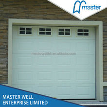 9x8 automatic garage door manufacture