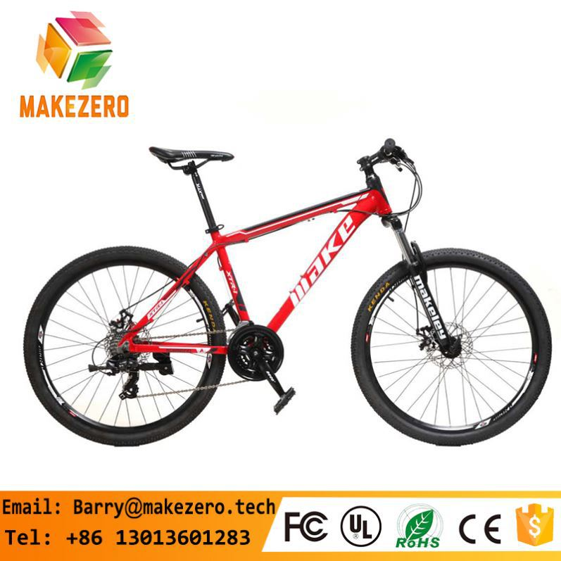 factory supply 26 inches 24 speed rubber mountain bike bicycle with Classic design