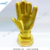 gold resin hand shape for baseball match competition trophy