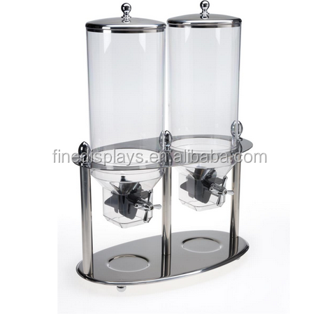 Best Selling Granular Food Dispensers, Candy Sweet Snack Chocolate Dragee Dispensers,, Bulk Nut Dispensers,