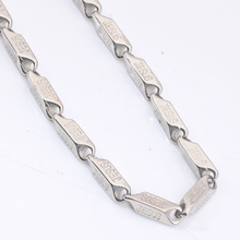 Necklace Stainless Steel, 304 Stainless Steel Link Chain Jewelry for Men