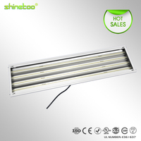 Supermarekt light DLC UL 100w 150w 200w 5 years warranty led linear High Bay Light,led linear pendant light