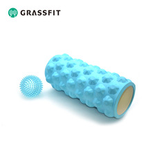 Custom logo grid foam roller large arm germany