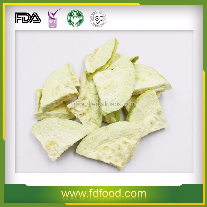 2017 new freeze dry foods freeze dried guava for sale