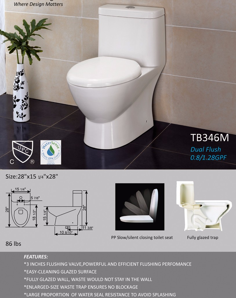 Pleasant Upc One Piece Toilet Bowl With Water Sense Buy Water Closet Toilet Upc Toilet Sanitary Ware Product On Alibaba Com Lamtechconsult Wood Chair Design Ideas Lamtechconsultcom
