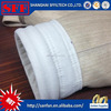 Cement Plant High Temperature Dust Collector Filter Bag Aramid/Nomex Filter Bags