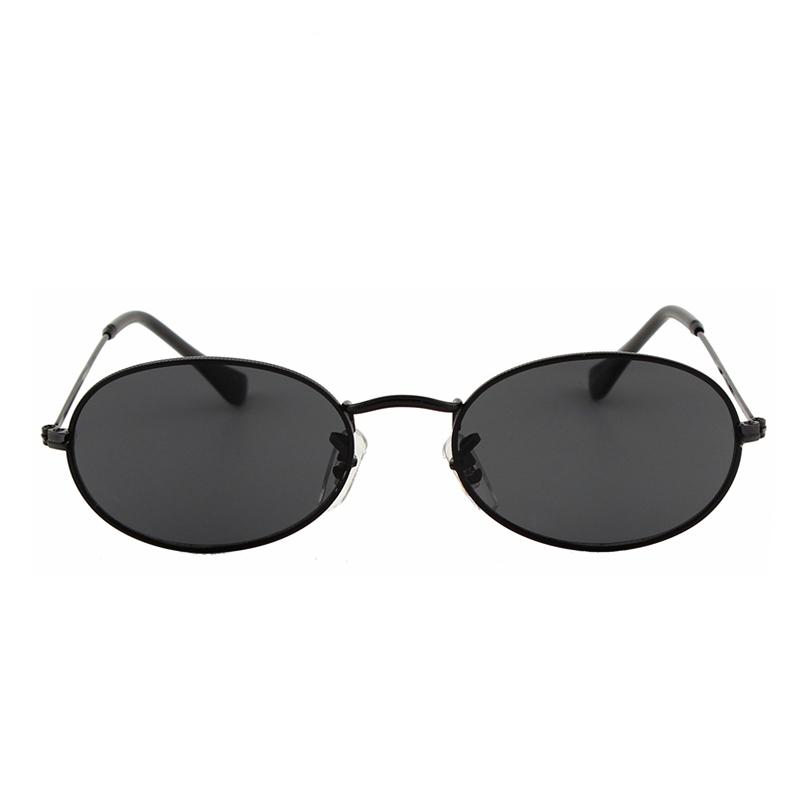 e78fcddedc61 Eyewear Newest Small Alloy Frame Round Steampunk Sunglasses Men Fashion  Women Vintage Oval Sun Glasses China manufacturers