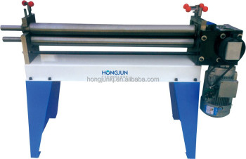 W11G Electric Three-roll bending machine