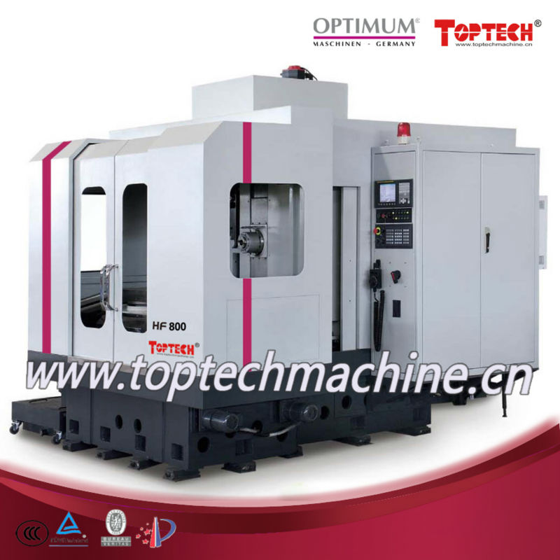 HF 800 low price cnc milling center machine for processing