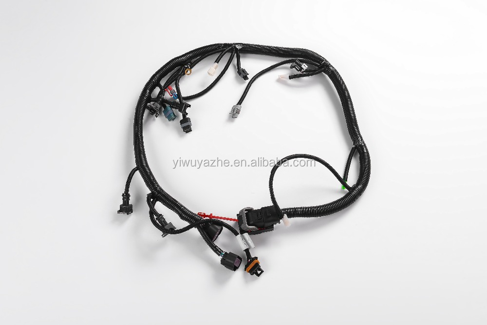 Wiring Specialties 300zx Alternator To Transmission Harness Mt Z32 on
