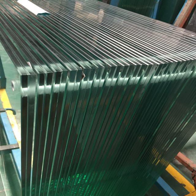 Safety laminated tempered <strong>glass</strong> / 6mm 12mm 18mm laminated <strong>glass</strong>