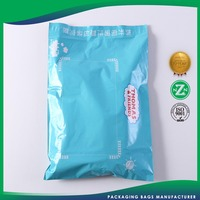 China online shopping custom printed plastic poly mailing bags