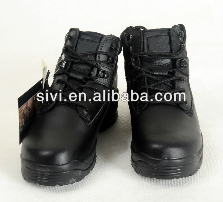 "Army style 6"" height military boots fashion shoes men"