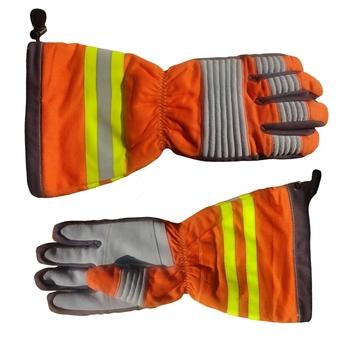 dcf8decf52ea Firefighting Glove Fireman Glove Fire Resistant Work Glove - Buy ...