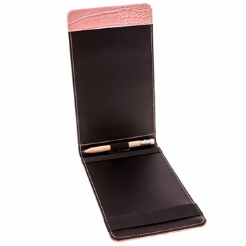 China Alibaba Supplier Leather Golf Score Card Holder