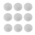 1pcs Durable Plastic Practice Hollow Indoor Golf Ball Hollow Golf Training Balls