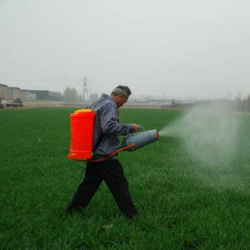 New products rechargeable battery sprayer mist blower sprayer