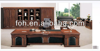 Luxuriousu0026 Royal Design, Hot Sale CEO Executive Table  Manager Office Desk(  FOH