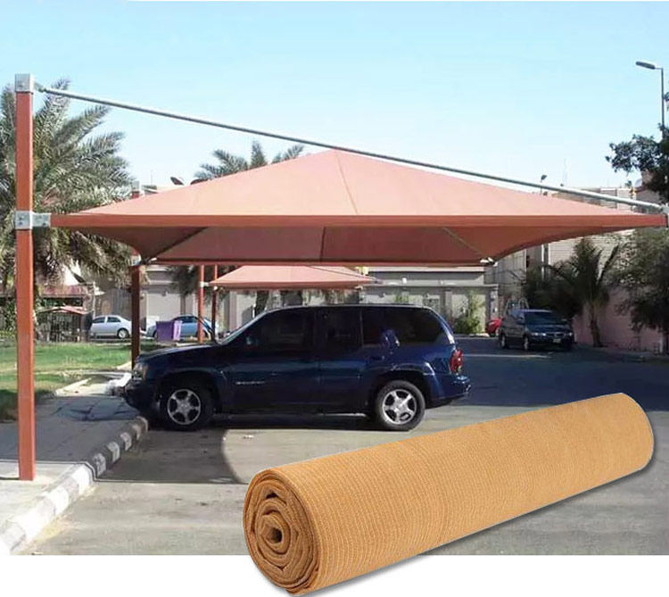 Heavy Weight Carport Shading Net