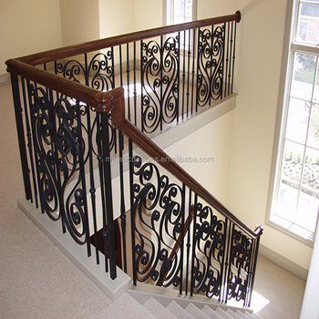 Stair Fittings Wrought Iron Railing Spindles Stair Jpg X