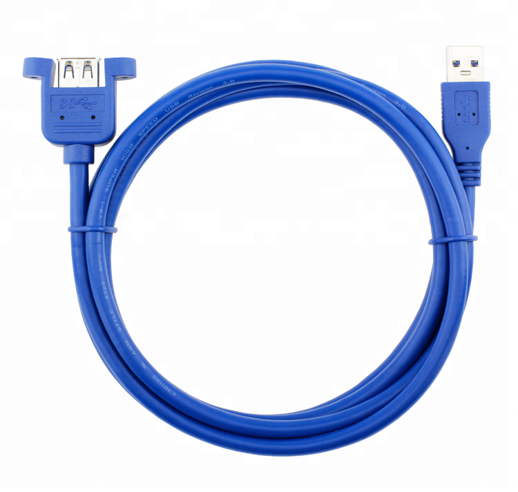 Shenzhen 3.1 computer sluit Multi Charge Cord Man Vrouw 2.0 3.0 data Extension Type EEN Usb-kabel