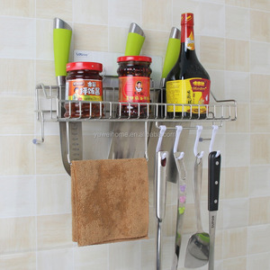 New style stainless steel instead wood napkin and condiment holder with high quality