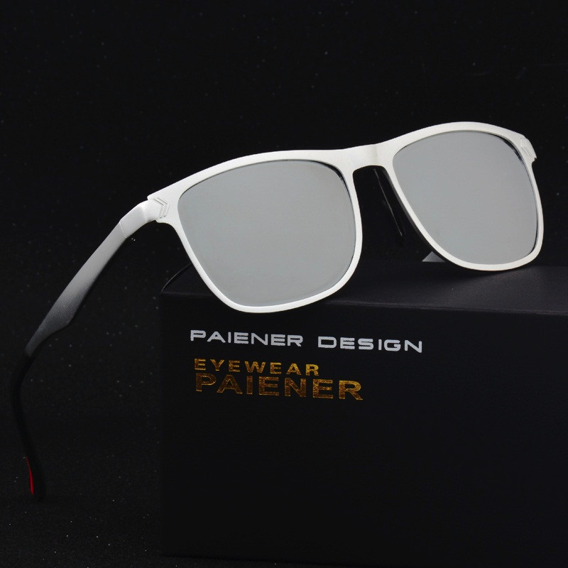 bfb94ce5eb Aluminum Magnesium Brand New Polarized Men s women Sunglasses 9 Color Sun  Glasses Men Driving Goggle Eyewear Accessories