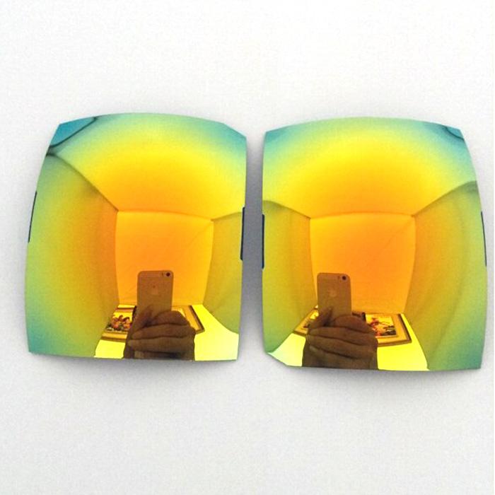 Chất Lượng Cao Bán Buôn Phân Cực TAC UV400 Quang Photochromic Tùy Chỉnh Kính Mát Ống Kính