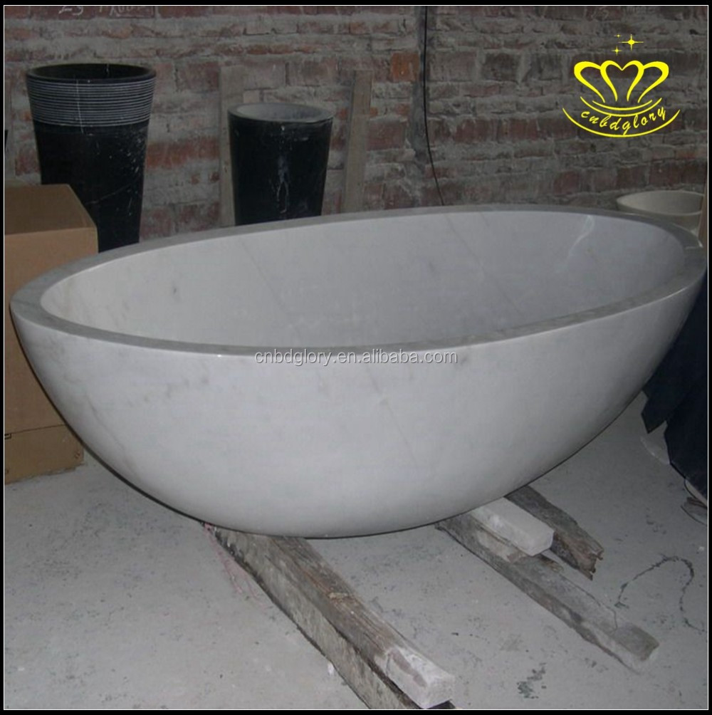 Rectangle Bath Crock With Massage Spa Marble Bathtub Price - Buy ...