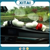 Hot sale car interior accessories Lovely dog bamboo charcoal air purifying bag