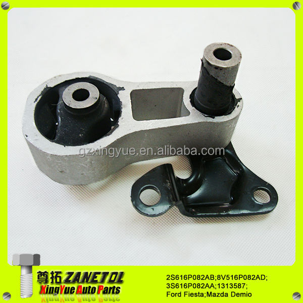 Rear Engine Mount Mounting For Mazda 2 Ford Fiesta Fusion