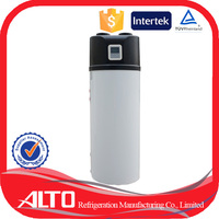 Alto AHH-R045/20 quality certified all in one integrated heat pump water tank 200L small heat pump water heater