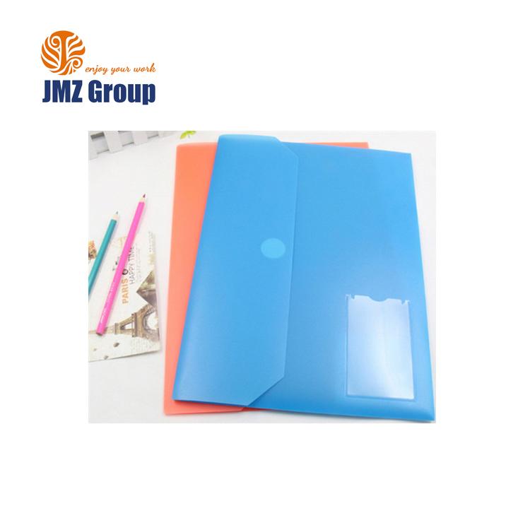 สำนักงานอุปกรณ์จัดเก็บข้อมูล a4 ใสพลาสติกผู้ถือเอกสาร, แฟ้มโฟลเดอร์กระเป๋า