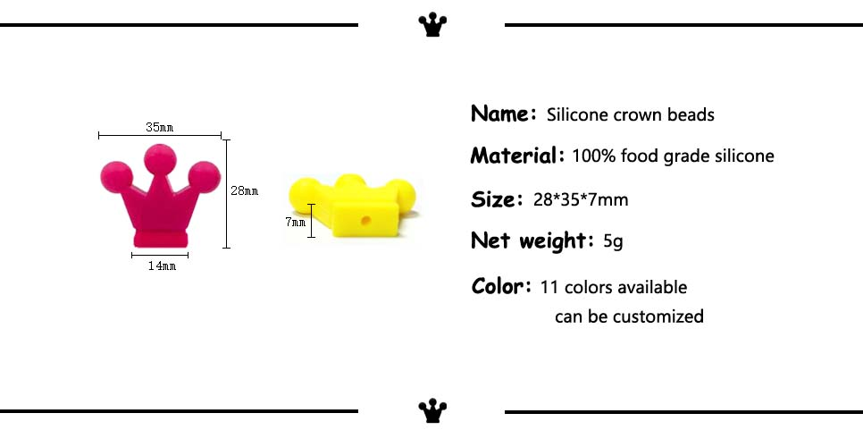 BPA free teether silicone beads/silicone beads teether/silicone beads baby teething