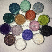 Wholesale shiny body glitter,OEM factory cosmetic flash powder